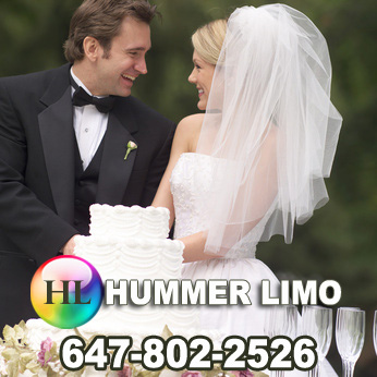 Hummer Wedding Limo